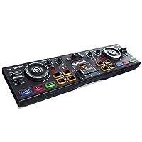 Numark DJ2GO 2 Dahili Ses Kartlı ve Serato Intro DJ Yazılımlı Taşınabilir DJ Kontroller