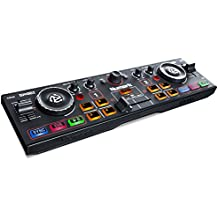 Numark DJ2GO 2 Portable DJ Controller with Serato Intro and Built-In Audio Interface