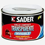 Sader - Colle gel contact transparente 250 ml