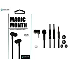 MAGIC MONTH Premium superior sound earphone with mic for Samsung Galaxy Mega 6.3