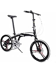 MASLEID 20-inch 7-speed aluminum alloy folding bike