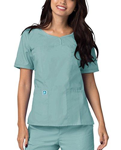 Medizinische Uniformen Frauen Top Krankenschwester Krankenhaus Berufskleidung 628 Color Sub | Talla: M