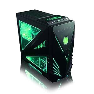 VIBOX Recon 11 Desktop Gaming PC - with WarThunder Game Bundle (4 0