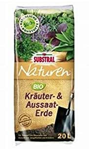 Naturen Bio Semina & Erbe Della Terra 20L