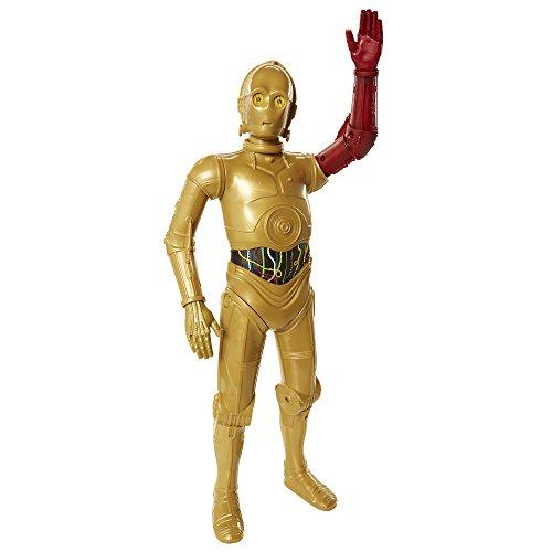 Star Wars - C-3PO  78cm, - Jawa Kostüm Augen