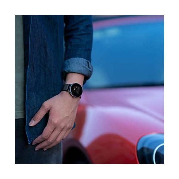 Bebinca Smartwatch Reloj Inteligente con Cronómetro, Pulsera Actividad para Deporte,Reloj de Fitness con Podómetro… 5