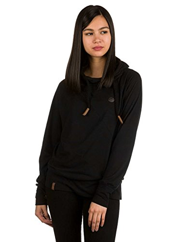 Naketano Female Hoody Mandy XI Black