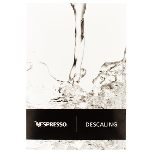 Nestlé Nespresso 3035/CBU-2 - Antical para cafeteras Nespresso Essenza, Lattissima, Cube, Citiz y Pixie