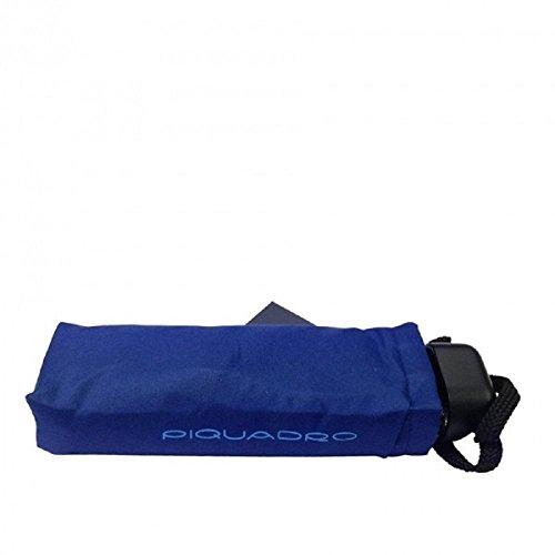 Piquadro ,  Unisex-Erwachsene Taschenschirm blau BLU CHIARO