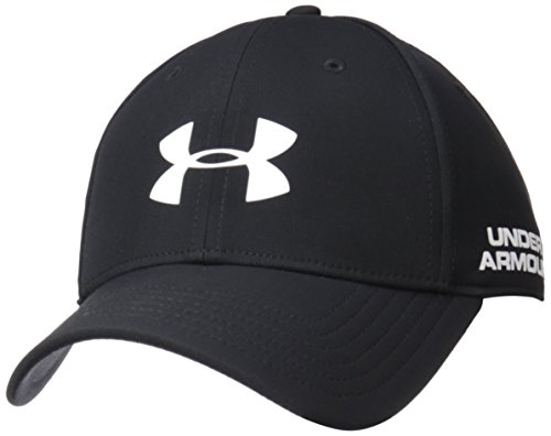 Under Armour Herren Golf Headline 2.0 Kappe, Schwarz Black, L-XL