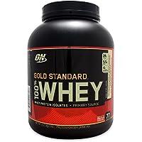 Optimum Nutrition 100% Whey Gold Standard (5lbs) Vanilla Ice Cream, 2.273 kg