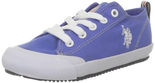 Nos Assn Polo, Unisex - Sneaker Criança Azul Bleu (blu)