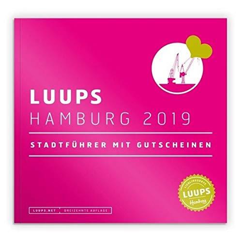 LUUPS Hamburg 2019: Stadtführer mit Gutscheinen