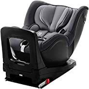 Britax Romer Romer DUALFIX i-SIZE Baby Car Seat For GROUP 1 (From 0-4 Years,From 0-18 kg)-Storm Grey