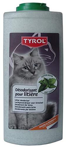 Tyrol Katzenstreu-Deodorant Minze 700ml -