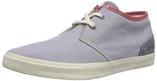 Timberland EK Hookset Camp FTM_Canvas Chukka, Herren Hohe Sneakers Grau (Grey)