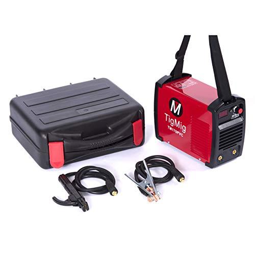 Tigmig - Poste à souder inverter MMA TM 170PVC 160A - Soudure à électrode - Avec malette en PVC résistant
