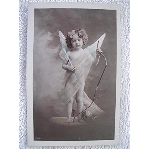 Antigua Postal - Old Postcard : Cupido