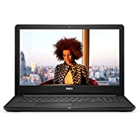 Dell Inspiron 15 3000 FHD 15.9-inch Laptop - (Black) (Intel Core i3-7020U, 4 GB RAM, 1 TH HDD, Windows 10)