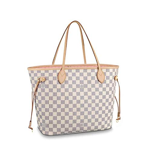 dh Neverfull Style Designer Woman Organizer Handtasche Damier Tote Schulter Fashion Bag Medium Size