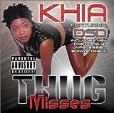 Songtexte von Khia - Thug Misses