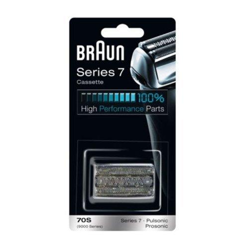 Braun Replacement Foil & Cutter Cassette - 70S, Series 7, Pulsonic - 9000 Series Braun Cassette 70S by Braun