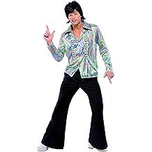 Disfraz disco años 70 para hombre M