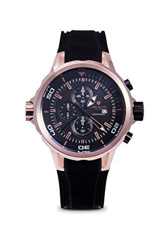Reloj Lancaster Italy - Hombre OLA0669S/RG/NR/NR