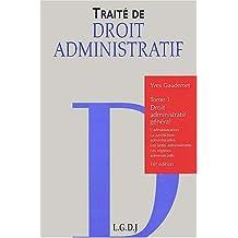 Droit administratif, tome 1, 2e édition