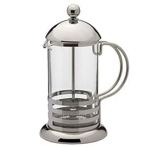 kabalo klassische 350ml 3 tasse edelstahl glass cafetiere franz sisch filter kaffee press. Black Bedroom Furniture Sets. Home Design Ideas