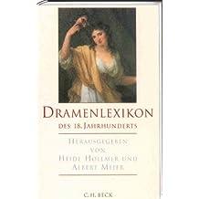 Dramenlexikon des 18. Jahrhunderts