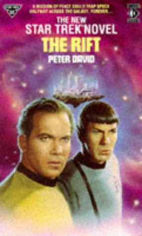 Cover of The Rift (Star Trek)