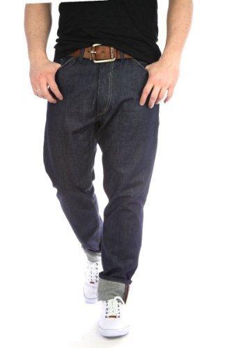 Diesel Jodar 008Y9 caselliandrea Jeans uomo, denim grezzo uomo vintage limitata stile esclusivo Lavaggio - cotone, blu, 100% cotone 100% cotone\nwaschung, Uomo, 30W / 34L
