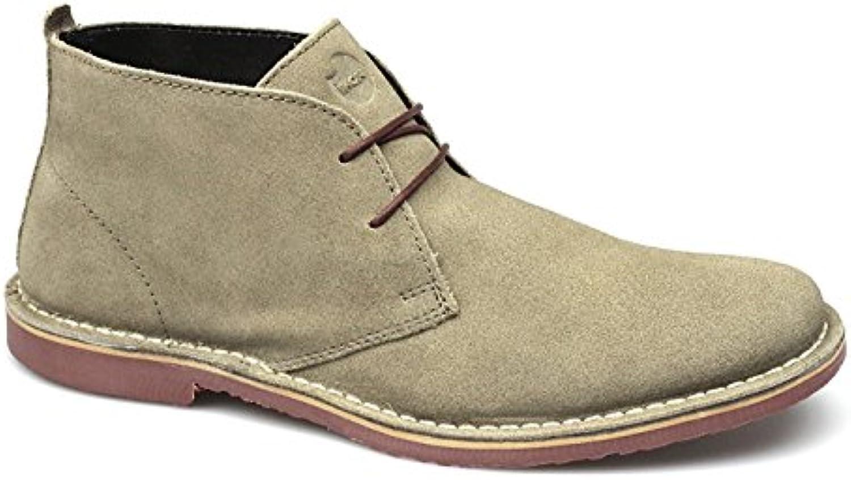 Ikon Herren Desert BootsIkon Herren Desert Boots Beige Billig und erschwinglich Im Verkauf