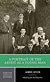 A Portrait of the Artist as a Young Man: 0 (Norton Critical Editions)