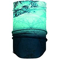 Buff Mist Windproof Calentador De Cuello, Mujer, Azul (Aqua), Talla Única