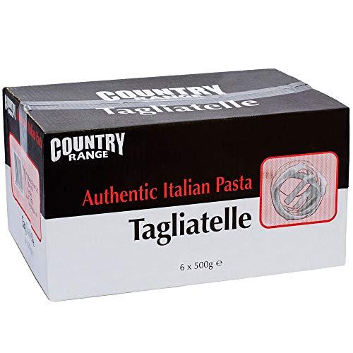 Country Range Italian Tagliatelle Pasta - 1x3kg