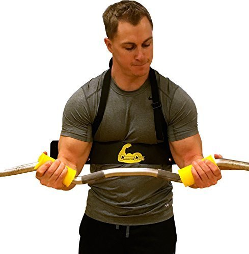 Cannon Curl + Fit – Empuñaduras para brazo Blaster Support Plus...