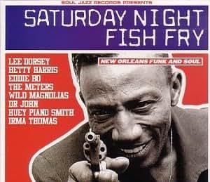 New Orleans Funk Vol.2: Saturday Night Fish Fry