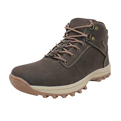 uirend Schuhe Herren Sport Outdoorschuhe Trekking Wanderschuhe Wanderhalbschuhe - Sneaker Knöchel Atmungsaktiv Komfort High Rise Rutschfest Klettern Laufen Stiefel -