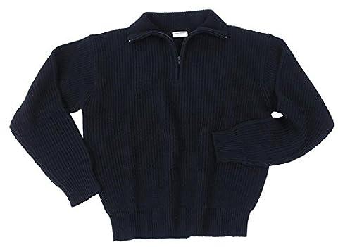 BW Isländer Pullover schwarz S-XXXL