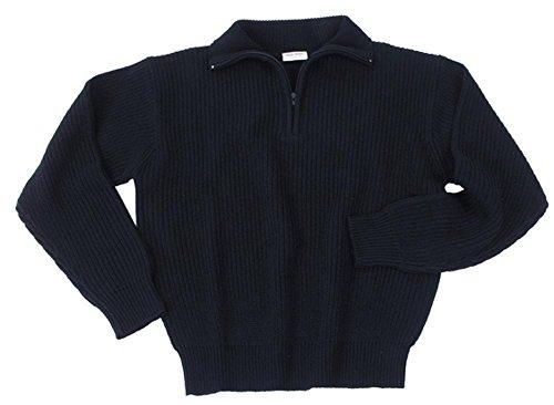 BW Isländer Pullover schwarz S-XXXL L L,Schwarz