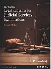 The Pearson Legal Refresher for Judicial Services Examinations, 2e