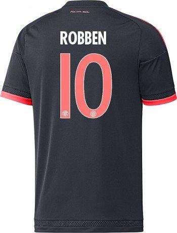 Trikot Adidas FC Bayern 2015-2016 Champions League - Robben [Jugend 176]