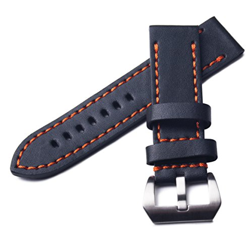 watchassassin-genuine-leather-black-orange-stitch-watch-strap-22mm