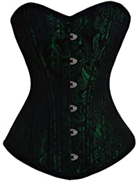 Corsets365 Vert Corset Serre Taille HB-018