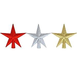 Christbaumschmuck Silber Sterne Deine Wohnideen De
