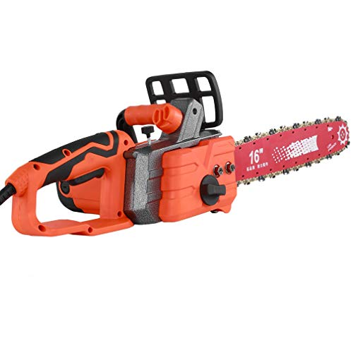 "Electric Chainsaw 2350W Garden Tools Corded Electric Chainsaw, 40cm (16"") Oregon Bar and Chain, Automatic Chain Brake 1"