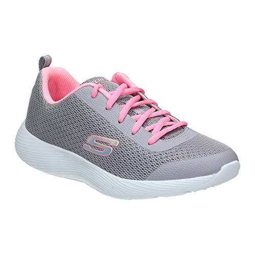 chen Sneaker aus Textilmaterial herausnehmbare Innensohle, Groesse 37, grau/rosa ()