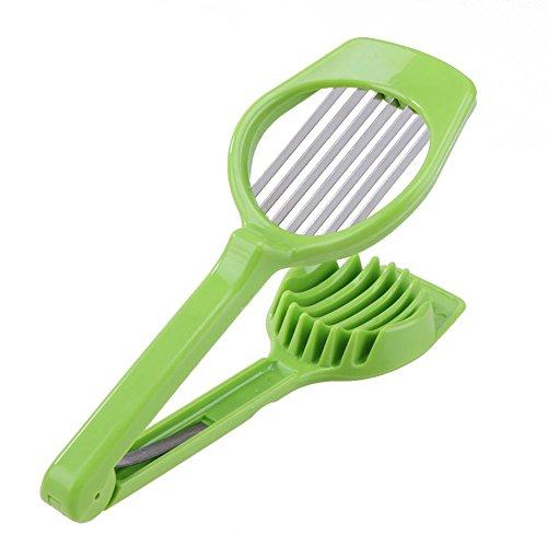 PB PEGGYBUY Egg Slicer–Multifunktions-Egg Slicer cutter Küche Werkzeug für die Mushroom Tomate, weichen Eiern und andere - Pampered Chef-kunststoff